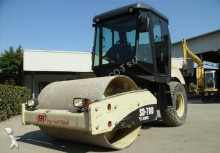 used Ingersoll rand single drum compactor