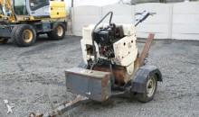 Terex single drum compactor