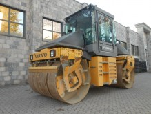 used Volvo tandem roller