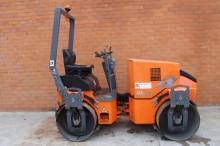 compactador tándem Hamm usado