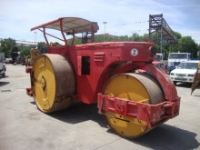 used three-wheel roller