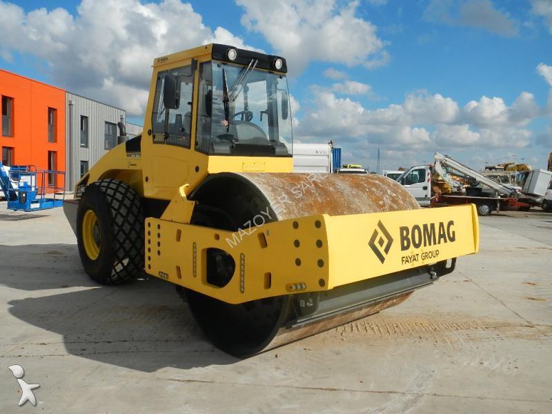 Compacteur bomag bw 219