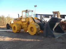 used Volvo landfill compactor