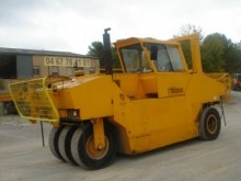 used Caterpillar wheeled roller