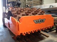 compactador monocilíndrico Hamm usado