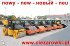 Hamm ROAD ROLLER HAMM 11 tons 3411 NEW!