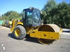 new Caterpillar single drum compactor