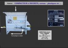 compacteur à déchets Pressor