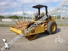 used Caterpillar sheep-foot roller