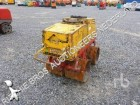 used Bomag trench roller