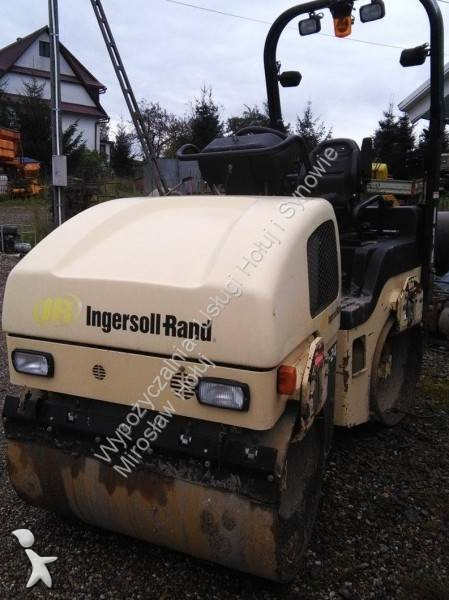 compacteur tandem occasion ingersoll rand nc annonce n 176 1775123
