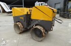 used Ammann sheep-foot roller