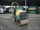 used Ammann tandem roller