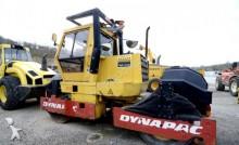 used Dynapac tandem roller
