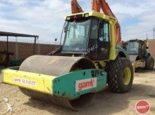 used Ammann single drum compactor