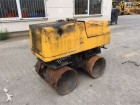 used JCB single drum compactor