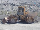 used landfill compactor