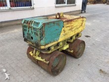 used Rammax single drum compactor