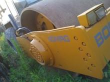 compactador tándem Bomag
