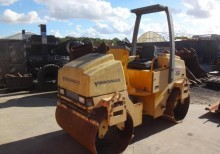 used Vibromax tandem roller