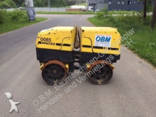 Wacker Neuson single drum compactor