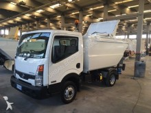 used Nissan landfill compactor