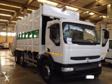 used Renault landfill compactor
