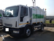 used Iveco landfill compactor
