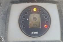 Bomag single drum compactor