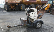 used Terex single drum compactor