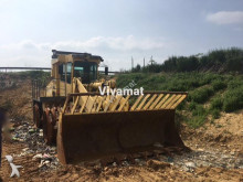 used Bomag landfill compactor