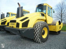 new Bomag single drum compactor