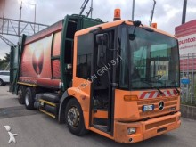 used Mercedes landfill compactor