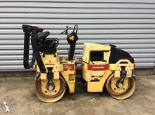used Dynapac trench roller