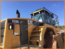used Caterpillar landfill compactor
