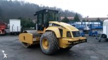 used Caterpillar landfill compactor