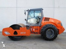 used Hamm single drum compactor
