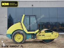used Ammann compactor / roller