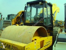 used XGMA single drum compactor