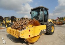 used Volvo sheep-foot roller
