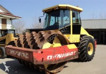 used Dynapac sheep-foot roller