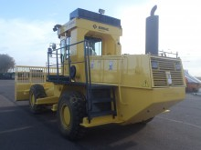 Bomag landfill compactor