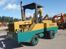 used Hyster wheeled roller