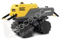 new Atlas trench roller