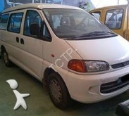 minibus Mitsubishi usado