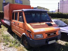 combi Iveco second-hand