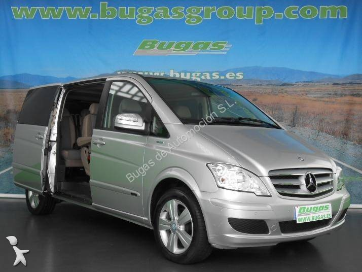minibus mercedes viano 2 2 cdi gazoil euro 5 occasion n 959622. Black Bedroom Furniture Sets. Home Design Ideas