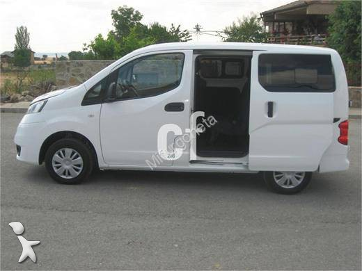combi nissan nv200 1 5 dci 90 occasion n 1096576. Black Bedroom Furniture Sets. Home Design Ideas