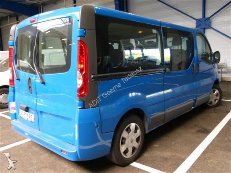 minibus renault trafic l2h1 dci 115 cv occasion n 808935. Black Bedroom Furniture Sets. Home Design Ideas