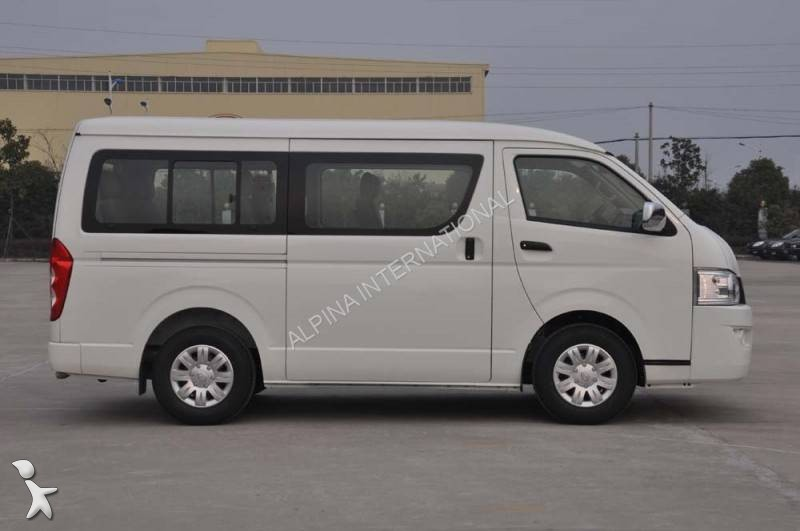 photos autobus toyota minibus toyota hiace neuf 861261. Black Bedroom Furniture Sets. Home Design Ideas